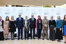 سبع باحثات فائزات بزمالة برنامج لوريال-اليونسكو من أجل المرأة في العلم