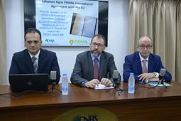 """المجلس الوطني للبحوث العلمية يطلق برنامج """" PRIMA"""":دعم البحوث المشتركة مع دول أوروبية متوسطية في علوم المياه والأمن الغذائي"""