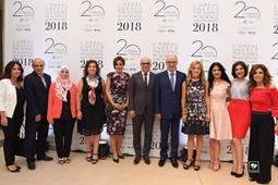 """برنامج """"لوريال-اليونسكو من أجل المرأة في العلم"""" يكرّم ست باحثات عربيات"""