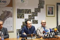 توقيع مذكرة تفاهم بين المجلس الوطني للبحوث العلمية والمصلحة الوطنية لنهر الليطاني