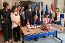 The National Council for Scientific Research – Lebanon (CNRS-L) Signs the PRIMA Implementation Arrangement with the EU