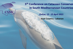 Fifth Conference on Cetacean Conservation in South Mediterranean Countries