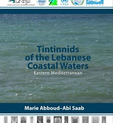 Tintinnids of the Lebanese Coastal Waters (Eastern Mediterranean)