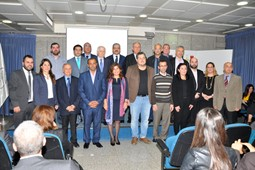 احتفال تكريم طلاب وأساتذة الجامعة اللبنانية المستفيدين من برامج المجلس الوطني للبحوث العلمية