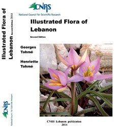 Illustrated Flora of Lebanon - 2nd Edition